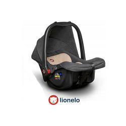 Autosjedalica i nosiljka LIONELO NOA PLUS sivo/smeđa