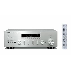 Stereo receiver YAMAHA R-N602 Silver