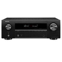 AV receiver AVR-X550BT crni