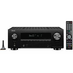 AV receiver DENON AVC-X3700H crni (Bluetooth, Wi-fi, AirPlay 2, Amazon Alexa)