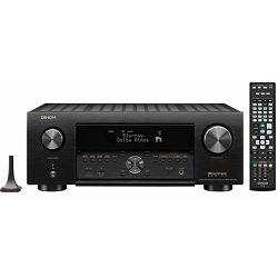 AV receiver DENON AVC-X4700H crni