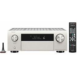 AV receiver DENON AVC-X4700H srebrni