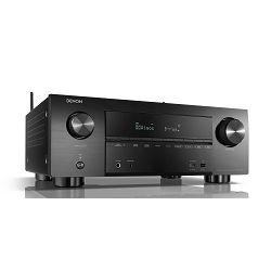 AV receiver DENON AVR-X3600H crni