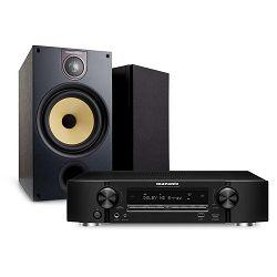 Set AV receiver MARANTZ NR 1509 + zvučnici BOWERS & WILKINS 685 S2