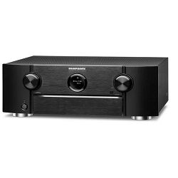 AV receiver MARANTZ SR6014 crni (HEOS, Wi-Fi, AirPlay 2, Bluetooth)