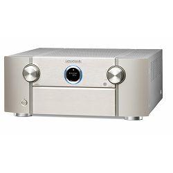 AV receiver MARANTZ SR8015 sivi (Bluetooth, Wi-Fi, AirPlay)