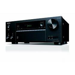 AV receiver ONKYO TX-NR575E crni (Wi-Fi, Chromecast, Bluetooth)