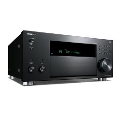 AV receiver ONKYO TX-RZ830 crni (Chromecast, Airplay, Wi-Fi, Bluetooth)