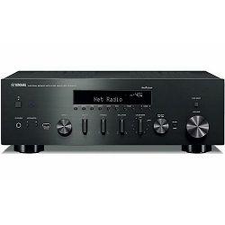 AV receiver YAMAHA R-N602 crni
