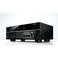 AV receiver YAMAHA RX-V583 crni
