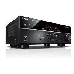 AV receiver YAMAHA RX-V585 crni