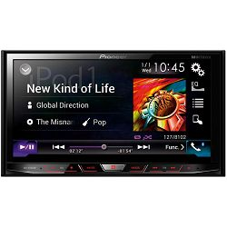 Multimedija PIONEER AVH-X8600BT (Bluetooth, USB, CD, DVD, iPhone/iPod, ANDROID)