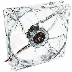 Ventilator za PC AKYGA 12cm LED green AW-12B-BG 3-pin
