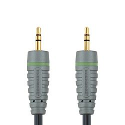 Kabel BANDRIDGE BAL3301 3.5MM - 3.5MM, audio kabel, 1.0M