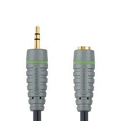 Kabel BANDRIDGE BAL3603 3.5MM, audio PRODUŽNI kabel, 3.0M