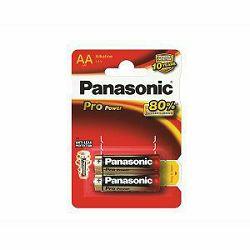 BATERIJA AA Panasonic Alkaline Pro Power LR6PPG/2BP 2 kom