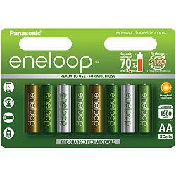 Baterija punjiva AA PANASONIC ENELOP BOTANIC B8