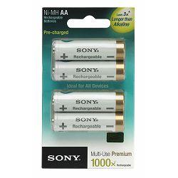 Baterija AA SONY 2100mAh NH-AA-B4KN 4 kom