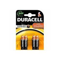 BATERIJA AAA Duracell BASIC K4 Duralock 4 kom