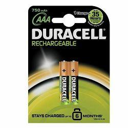 Baterija AAA DURACELL PRECHARGE K2 750mAh