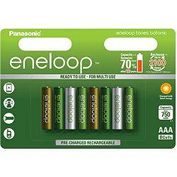 Baterija punjiva AAA PANASONIC ENELOP BOTANIC B8