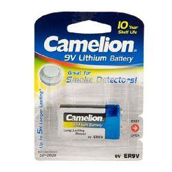 Baterija CAMELION 9V 1200 mAh, CR9V litijeva