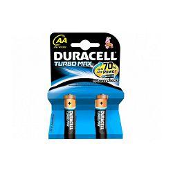 Baterija DURACEL DURAL TURBOMAX AA K2