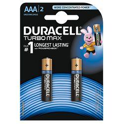 Baterija DURACEL DURAL TURBOMAX AAA K2