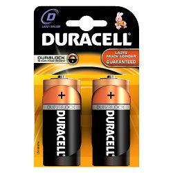 Baterija DURACELL BASIC D K2