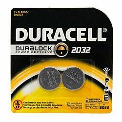 Baterija DURACELL DL 2032 B2