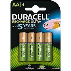 Baterija DURACELL PRECHARGED AA K4 2400 mAh