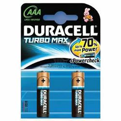 Baterija DURACELL TURBO MAX AAA K2