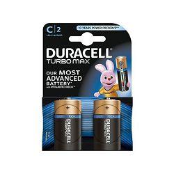 Baterija DURACELL TURBO MAX C K2