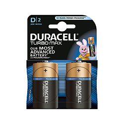 Baterija DURACELL TURBOMAX D K2
