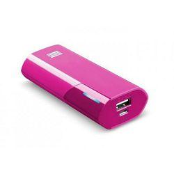 Baterija externa CELLULARLINE SYCELL 5000 mAh pink