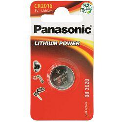 Baterija  litijska PANASONIC CR-2016EL /5BP