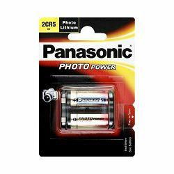 Baterija PANASONIC FOTO 2CR-5/1BP