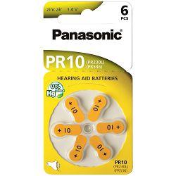 Baterija PANASONIC PR10L/6LB za slušne aparate