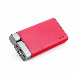 Baterija prijenosna PURIDEA X02 20 000 mAh crvena