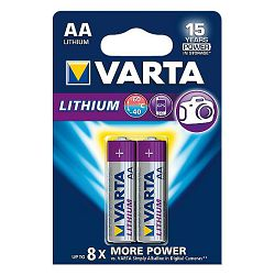 Baterija VARTA Lithium AA - 2 kom