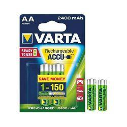 Baterija punjiva VARTA AA - 2400 mAh