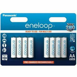 Baterije PANASONIC ENELOOP AA ready to use B8