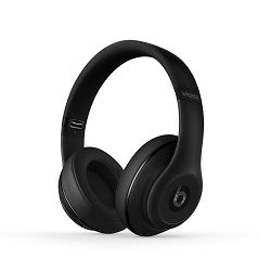Slušalice BEATS Studio Wireless Over-Ear - Matt Black (bežične)