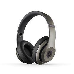 Slušalice BEATS STUDIO Wireless Over-Ear - Titanium (bežične)