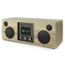 Kompaktni audio sustav COMO AUDIO Duetto hickory
