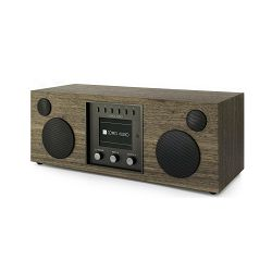 Kompaktni audio sustav COMO AUDIO Duetto walnut