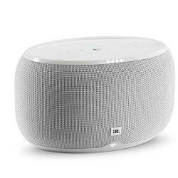 Bežični Hi-Fi zvučnik JBL Link 300 bijeli (Wi-Fi, Bluetooth, glasovna aktivacija)