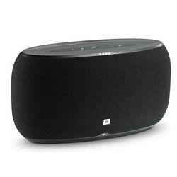 Bežični Hi-Fi zvučnik JBL Link 500 crni (Wi-Fi, Bluetooth, glasovna aktivacija)