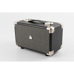 Prijenosni Bluetooth zvučnik GPO RETRO MINI WESTWOOD crni