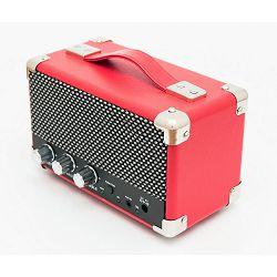 Prijenosni Bluetooth zvučnik GPO RETRO MINI WESTWOOD crveni